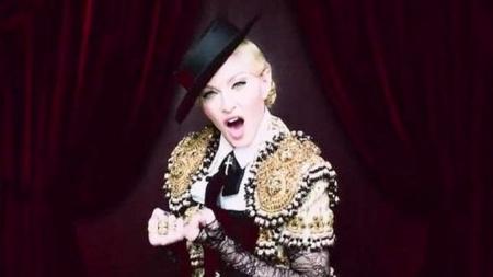 Madonna compara la discriminación por edad con la homofobia