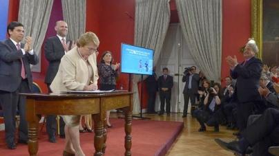 Chile: Aprueban Unión Civil para parejas homosexuales