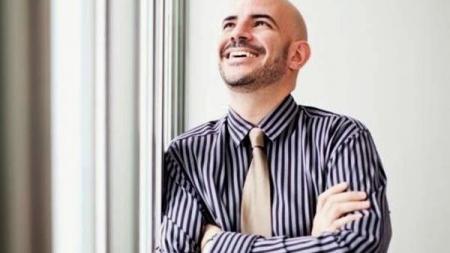 """Ricardo Morán: """"Estoy enamorado y estoy feliz"""""""