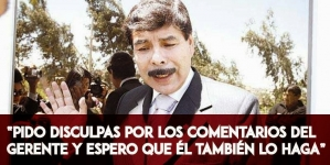 Arequipa: Alcalde se disculpa por comentarios homofóbicos de su gerente