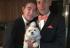 USA: Las fotos de la graduación de esta joven pareja gay de atletas