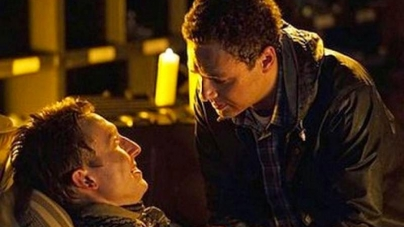 Aaron y Eric, la pareja gay de 'The Walking Dead'