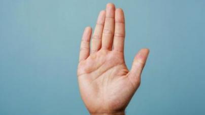 EL dedo anular determinar si eres o no gay