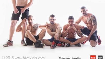 Los chicos de hardkinks desnudos para ti