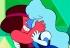 Relación lésbica en Steven Universe