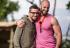 La pareja gay que triunfa en la tele italiana