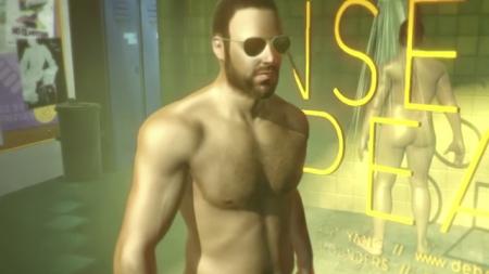 Rinse & Repeat, el videojuego con hombres desnudos masturbándose en la ducha