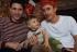 El actor Matt Dallas y su marido han adoptado un niño