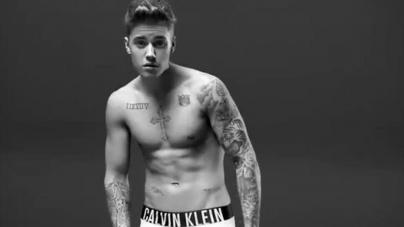 Se filtran supuestas fotos de Justin Bieber erecto