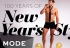El video de 100 años de moda para año nuevo
