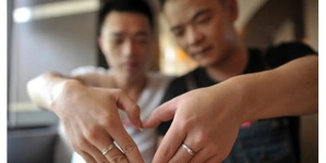 China: Aceptan primera demanda de petición de matrimonio gay