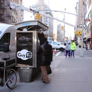 USA: Instalan una cabina masturbadora en Manhattan