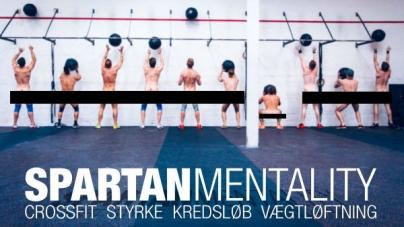 Dinamarca: Mentality Spartan Crossfit un gimnasio donde entrenas desnudo