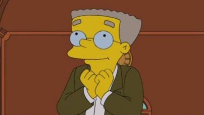 Smithers sale del armario en el próximo capítulo de 'Los Simpson'