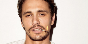 James Franco chupando pene en la pelicula 'The Broken Tower'