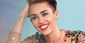 """Miley Cyrus quiere que EEUU """"sea gay otra vez"""""""