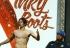 USA: Modelo desnudo protesta contra Donald Trump en las calles de Times Square