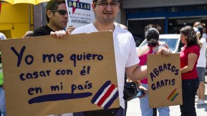 Costa Rica: Se avanza hacia las Uniones de Hecho para parejas homosexuales y heterosexuales