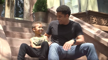 Conozcan la increíble historia de este padre y su pequeño hijo transgénero