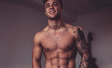 Se filtra video sexual de Sam Callahan, cantante de X Factor