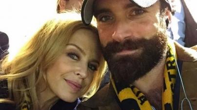 Australia: Kylie Minogue se solidariza con el matrimonio gay