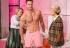 Justin Hartley desnudo y mojado en el programa de Ellen