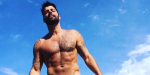 Ricky Martín se pone hot en su Instagram