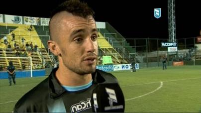 Cristian Chimino, otro futbolista argentino expuesto en las redes