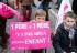 Francia: Manifestación homófoba en París contra el matrimonio igualitario