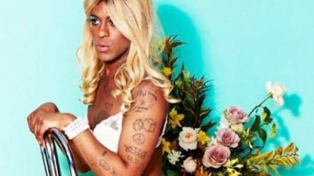 Mykki Blanco responde a los que critican su transexualidad