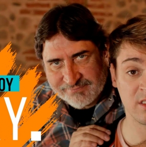 """Papa, soy Gay"", una divertido video de como explicarle a tu papa que eres gay"