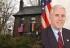 USA: Los vecinos de Mike Pence cubren sus casas de banderas LGBT