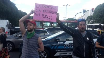 """Argentina: """"Las personas con VIH estamos viviendo una emergencia nacional"""""""