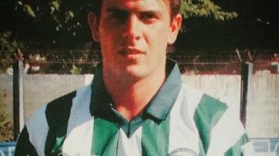 Las fotos hot del futbolista argentino Nicolás Emiliano Canzoniere