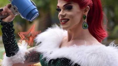 Australia: La Chapel Street decide cambiar a Santa Claus por una Drag Queen