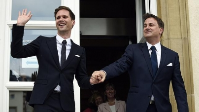 Luxemburgo: El primer ministro contrae matrimonio con un arquitecto belga