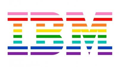USA: IBM rediseña su logo en favor de los derechos LGBT