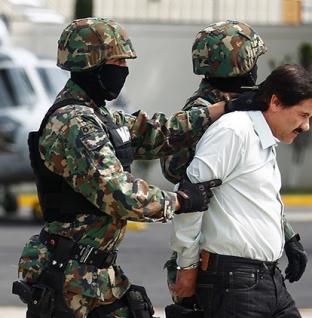 Mexico: El Chapo Guzman denuncia acoso sexual en la carcel