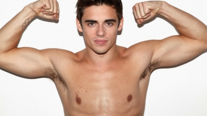 El video y las fotos hot del clavadista olimpico Chris Mears.