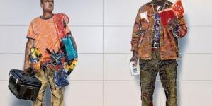 USA: pareja del mismo sexo en los murales de la nueva línea del metro de Nueva York