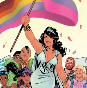 """""""Love Is love"""": el cómic homenaje a las víctimas de Orlando que incluye a personajes de Harry Potter"""
