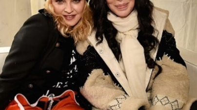 "Madonna y Cher protestan contra Donald Trump en ""Women´s March"""