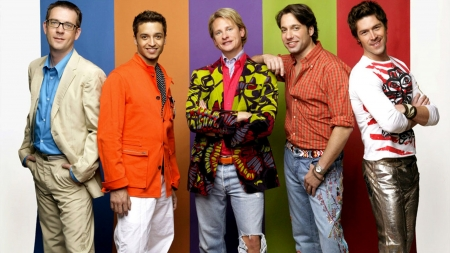 Queer Eye for the Straight Guy regresa a Netflix