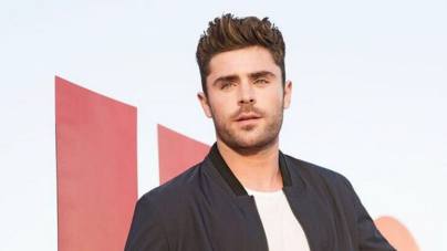 Zac Efron es el nuevo embajador de marca de la fragancia Hugo Man