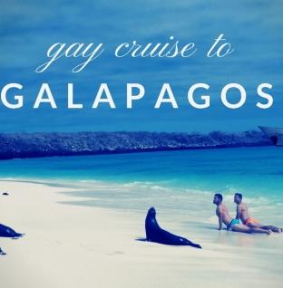 Ecuador: Galápagos, en la promoción del turismo gay