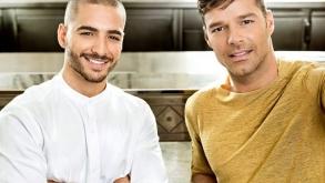 Maluma podría protagonizar musical sobre la vida de Ricky Martin