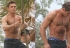 Zac Efron en speedo en la nueva version de Baywatch