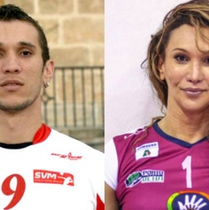 Tiffany, la transexual que jugaba voleibol entre hombres y ahora destaca en ligas femeniles