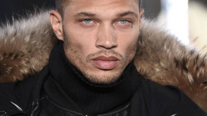 Jeremy Meeks, debuta en la New York Fashion Week
