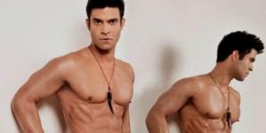 El Desnudo del actor Juan Vidal, alborota las redes sociales